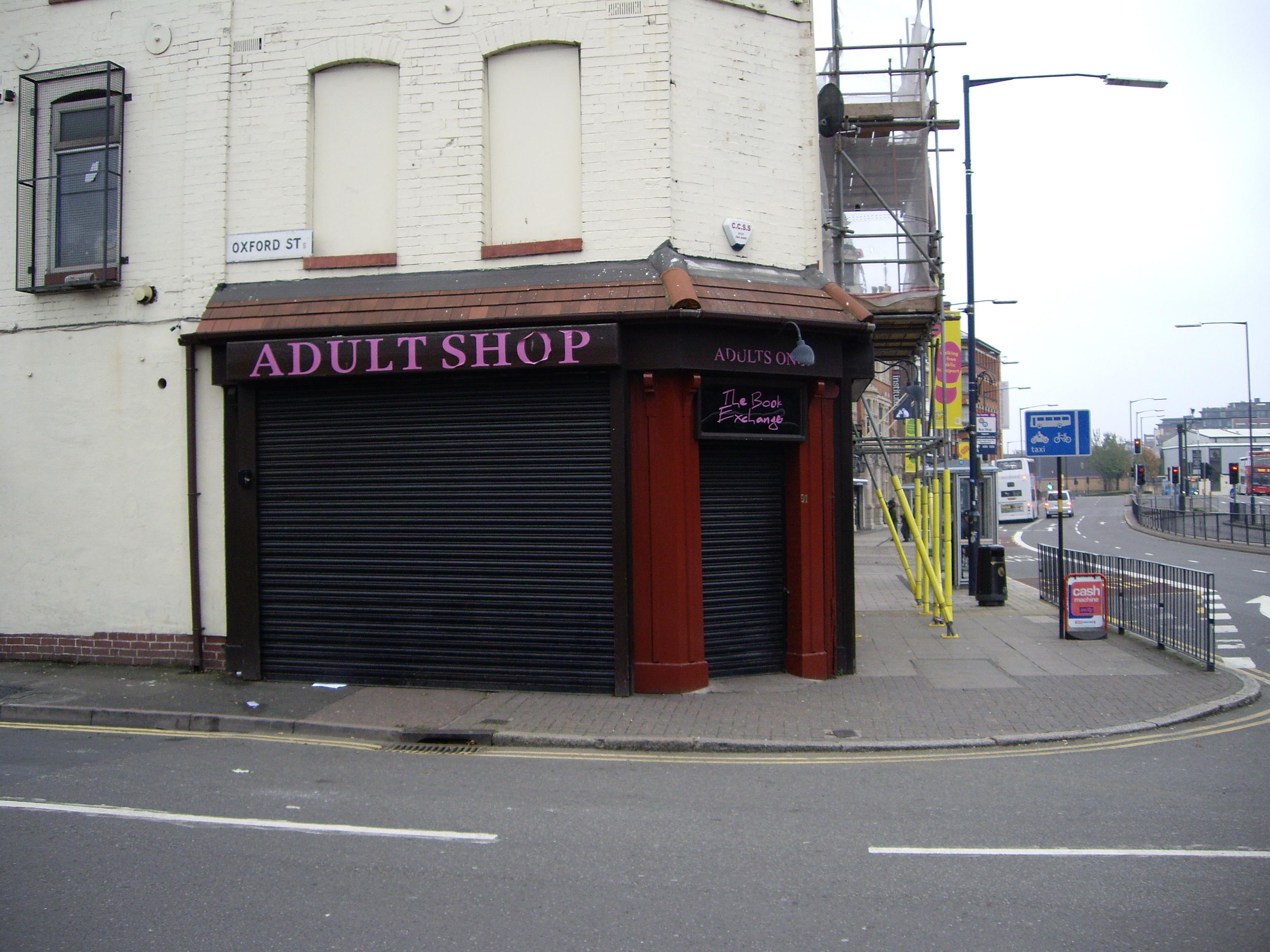 adult book stores Birmingham