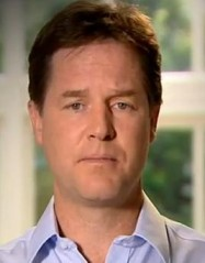 December 9 - Nick Clegg