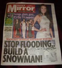 Jan 27 - Build a Snowman
