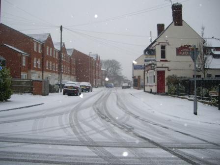 Jan 20 - Walsall in Snow © Antony N Britt