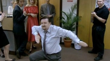 Jan 6 - David Brent Dance