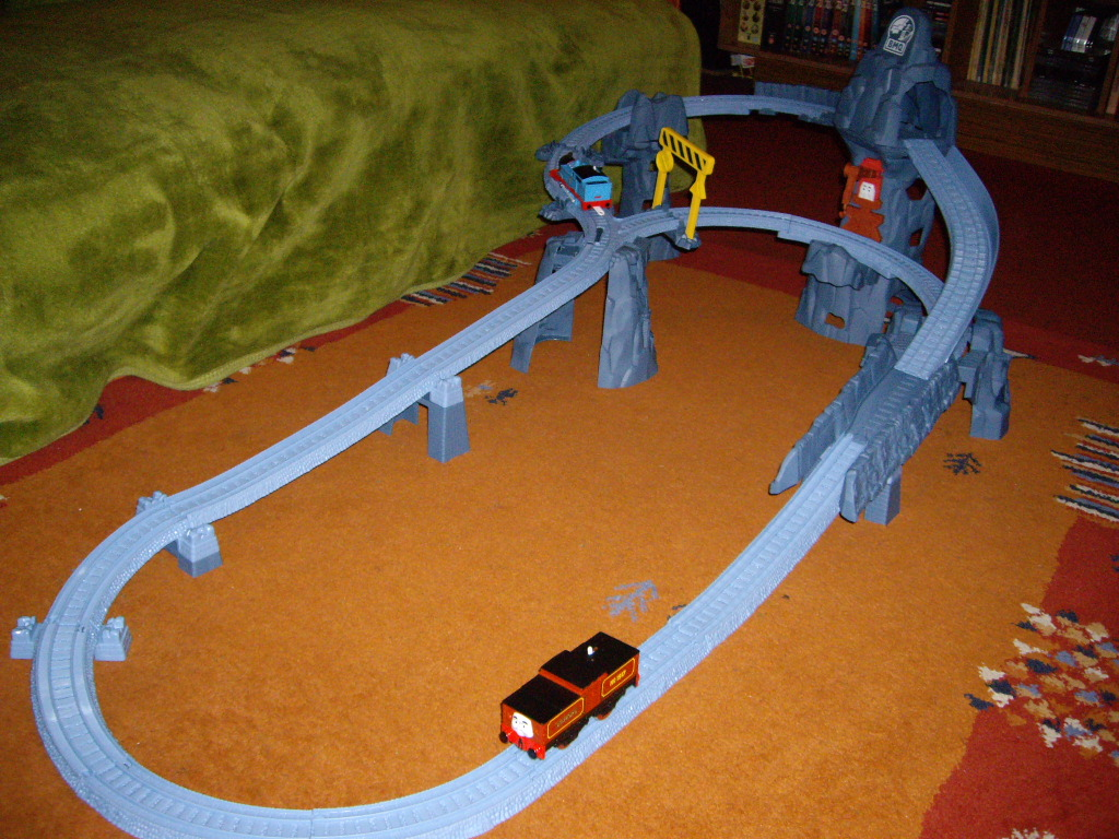 How To Build Thomas The Tank Engine Tracks