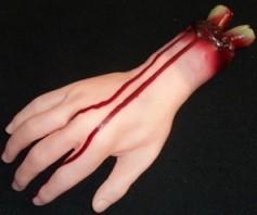 January 6 - Hand