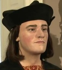 Feb 10 - Richard III Reconstructed Face