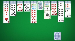 Feb 24 - Spider Solitaire