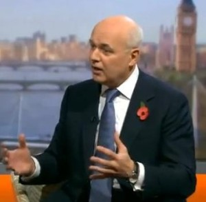 Feb 3 - Iain Duncan Smith