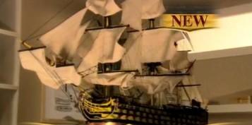 April 13 - De Agostini HMS Victory