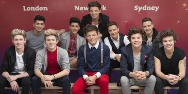 April 20 - One Direction Wax Dummies