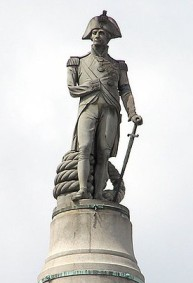 May 12 - Lord Nelson