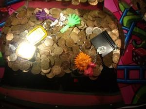 Greedy Slot Machines © Antony N Britt
