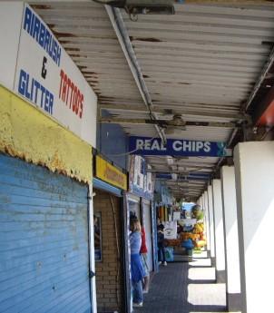 Real Chips at Porthcawl © Antony N Britt