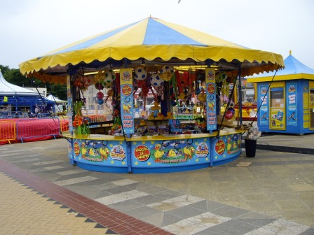 Hook-a-Duck Barry Island © Antony N Britt