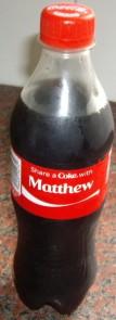June 16 - Coca Cola Friends Bottles