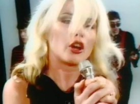 June 9 Blondie hanging on the Telephone