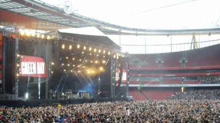 July 14 - Emirates Stadium Green Day