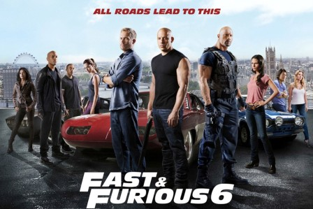 July 14 - Fast and Furious 6