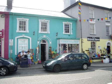 July 28 - Aberaeron Famous £1.20 Store