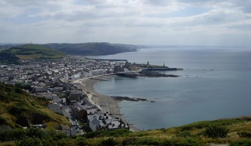 July 28 - Aberystwyth © Antony N Britt