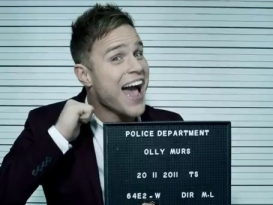 Aug 18 - Olly Murs