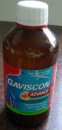 Aug 2 - Gaviscon