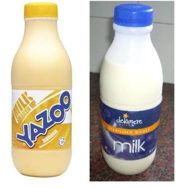 Aug 2 Yazoo Milkshake