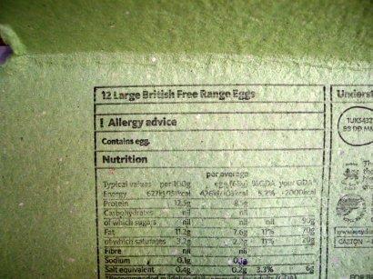 Sept 1 - Warning ... contains egg © Antony N Britt