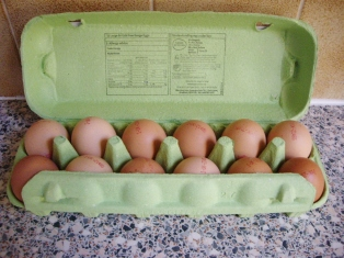 Sept 1 - Box of Eggs © Antony N Britt