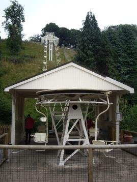Sept 1 - Chairlift Dudley Zoo (2) © Antony N Britt