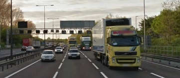 Sep 1 - M6 Motorway