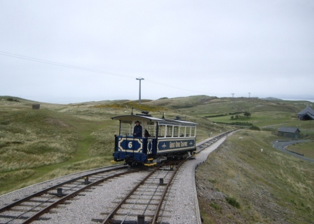Sept 22 - Great Orme Tramway © Antony N Britt