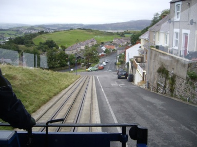 Sept 22 - Great Orme Tramway Hill © Antony N Britt