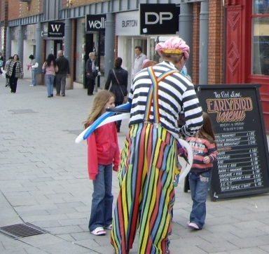 Sept 8 - Creepy Clown