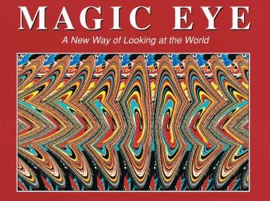 Sept 8 - Magic Eye