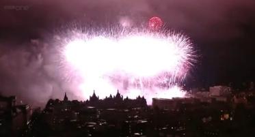 Nov 3 - Fireworks