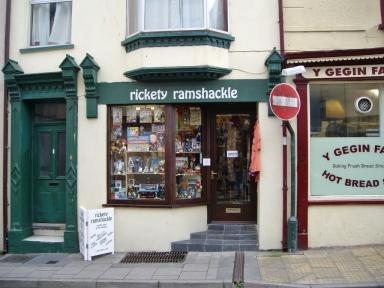 Nov 3 - Rickety Ramshackle Aberystwyth © Antony N Britt (1024x768)