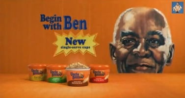 Uncle Ben's Rice Commercial