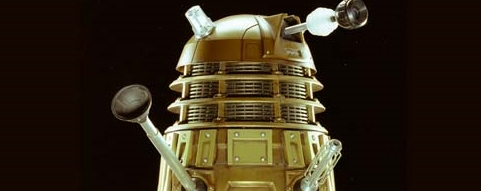 Dec 1 - Doctor Who Dalek