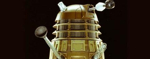 Dec 1 - Doctor Who Dalek