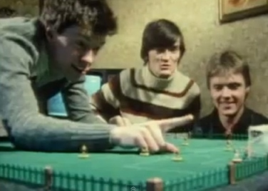 Dec 1 - Undertones My Perfect Cousin Subbuteo