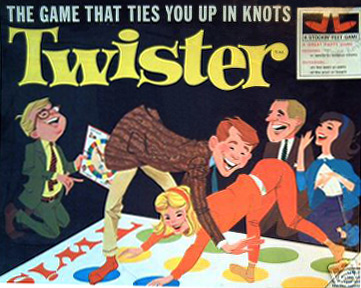Twister - Sunday Roast