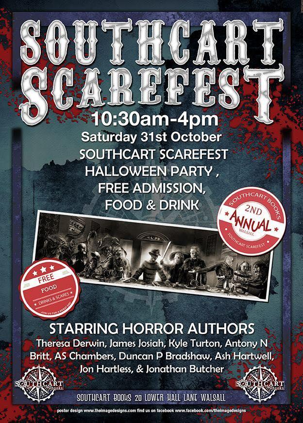 Southcart Scarefest 2015