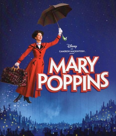 Mary Poppins – Birmingham Hippodrome – 11 April 2016