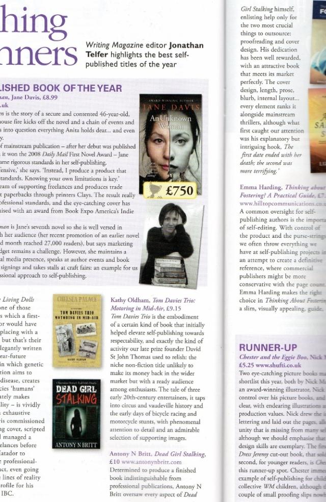 Writing Magazine July 2016