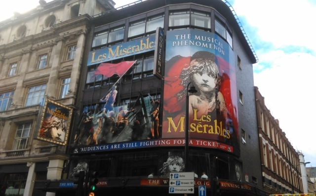 Les Miserables – The Queen's Theatre, London – 1 October 2016 © Antony N Britt