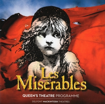 Les Miserables – The Queen's Theatre, London – 1 October 2016