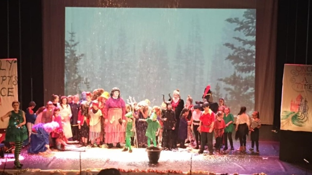 Once Upon a Time – The Artrix Theatre Bromsgrove – 6 December 2016