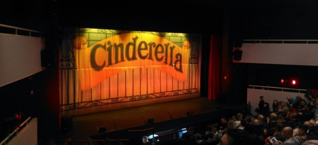 Cinderella – Dormiston Mill Theatre – 20 January 2017