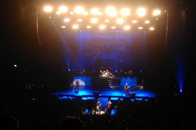 Green Day – First Direct Arena, Leeds – 5 February 2017 © Antony N Britt 2017