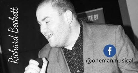Richard Beckett One Man Musical – Pelsall Community Centre – 10 March