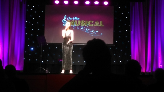 Katie Teitge One Man Musical – Pelsall Community Centre – 10 March
